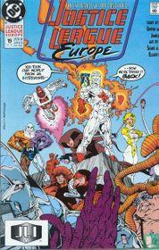 Justice League Europe 19