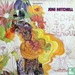 Mitchell, Joni vinyl platen- en cd-catalogus