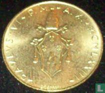Vaticaan 20 lire 1973