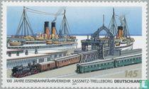 Treinverbinding Sassnitz-Trelleborg 1909-2009