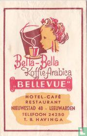 """Bellevue"" Hotel Café Restaurant"