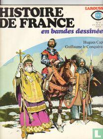 Hugues Capet, Guillaume le conquérant