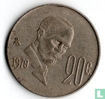 Mexico 20 centavos 1979