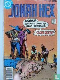 Jonah Hex  in the Charlota Conspiracy