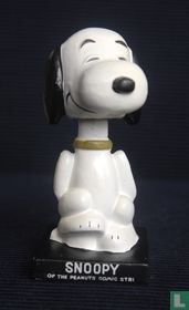 Snoopy bobble head