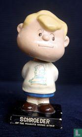 Schroeder bobblehead