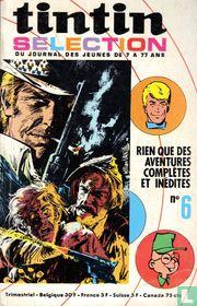 Tintin sélection 6