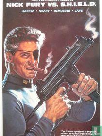 Nick Fury vs S.H.I.E.L.D.