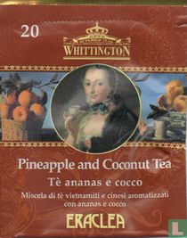 20 Pineapple and Coconut Tea