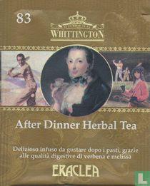 83 After Dinner Herbal Tea