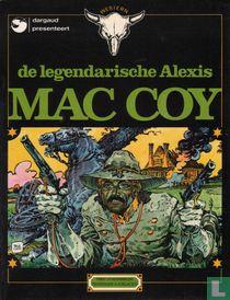 De legendarische Alexis Mac Coy