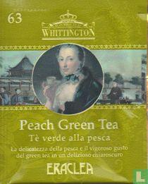 63 Peach Green Tea