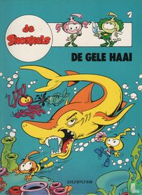 De gele haai