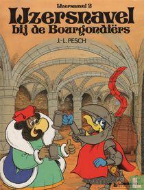 IJzersnavel bij de Bourgondiërs