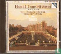 Concert grossi op. 6 nos. 5-8