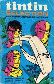 Tintin sélection 12