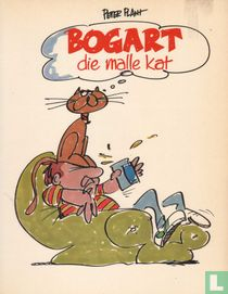 Bogart die malle kat