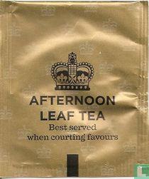 Afternoon Leaf Tea