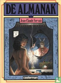 De almanak van Jean-Claude Servais