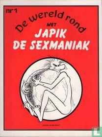 De wereld rond met Japik de sexmaniak 1