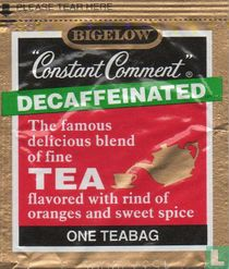 """Constant Comment"" [r] Decaffeinated"
