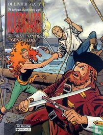 """De piraat van de """"Genadeloos"""""""