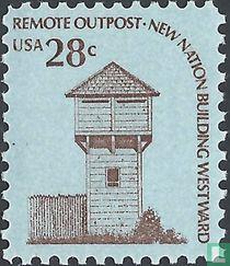 Wachttoren Fort Nisqually