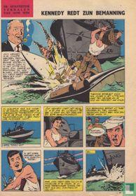 Kennedy redt zijn bemanning