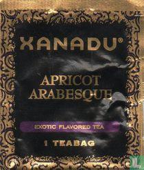 Apricot Arabesque