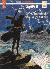 De schipbreuk van de Clarence