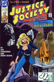 Vengeance From the Stars!, Chapter 2: The Sack of Gotham