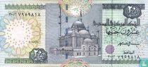 Egypte 20 Pounds