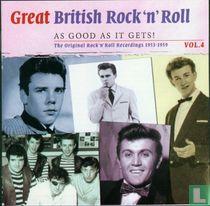 Great British Rock 'n' Roll Vol 4