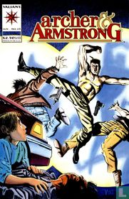 Archer & Armstrong 23