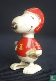 Snoopy american football