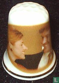 Prins Willem Alexander en Prinses Maxima van Nederland