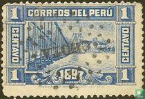 Hängebrücke in Paucartambe