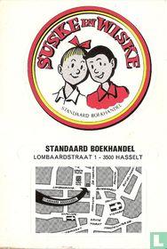 SSUS36 - Uitdeel sticker Suske en Wiske