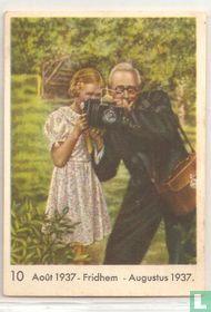 Fridhem - Augustus 1937