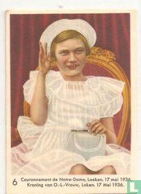 Kroning van O.-L.-Vrouw, Laken 17 mei 1936