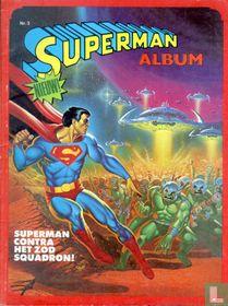 Superman contra het Zod Squadron!