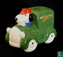 Snoopy's Green Truck Express (Vehicle Series)