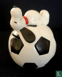 Snoopy on Soccer Ball (Sports Ball Series)