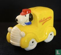 Snoopy's Yellow Truck Express (Vehicle Series)