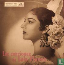 Las canciones de Lola Flores