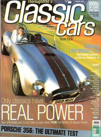 Thoroughbred & Classic Cars 1