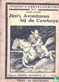 Jim' s avonturen bij de cowboys