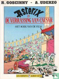 Asterix en de verrassing van Caesar