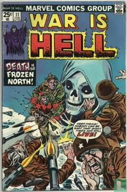 Death in the frozen north!