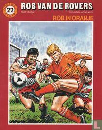 Rob in Oranje